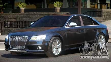 Audi S4 DS para GTA 4