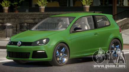 Volkswagen Golf RS V1.0 para GTA 4