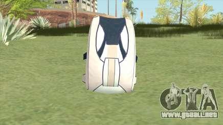 Parachute GTA V para GTA San Andreas
