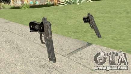 Beretta M9 (Insurgency: Sandstorm) para GTA San Andreas