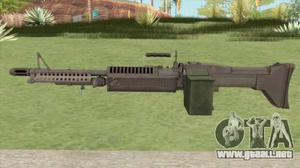 M60 (CS:GO Custom Weapons) para GTA San Andreas