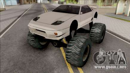 Super Monster GT para GTA San Andreas