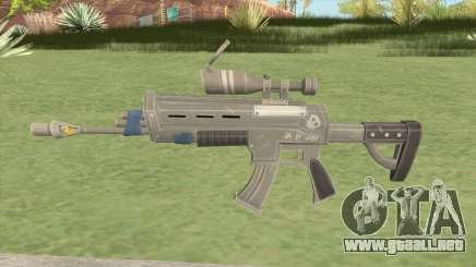 Scoped Assault Rifle (Fortnite) para GTA San Andreas