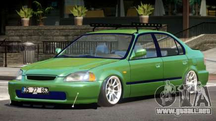 Honda Civic DS para GTA 4