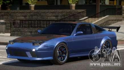 Nissan 240SX Tuning para GTA 4