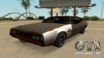 Classique Trébol Oxidado Con Insignias Y Extras para GTA San Andreas