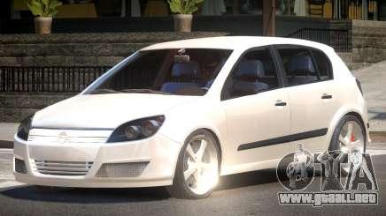 Opel Astra RS para GTA 4