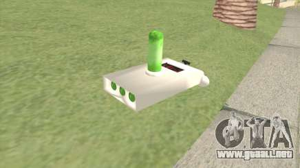 Portal Gun (Rick And Morty) para GTA San Andreas