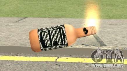 Molotov Cocktail (Manhunt) para GTA San Andreas