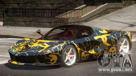 Ferrari LaFerrari GT PJ1 para GTA 4