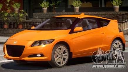 Honda Civic CR V1.0 para GTA 4