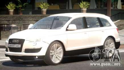 Audi Q7 TDI V1.0 para GTA 4