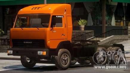 KAMAZ 54115 V1.0 para GTA 4