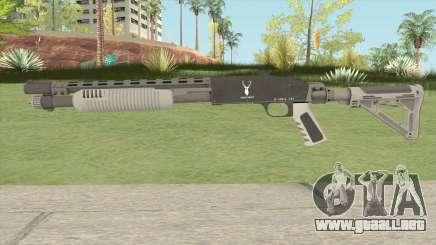 Shrewsbury Pump Shotgun GTA V para GTA San Andreas
