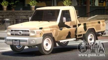 Toyota Land Cruiser PJ2 para GTA 4