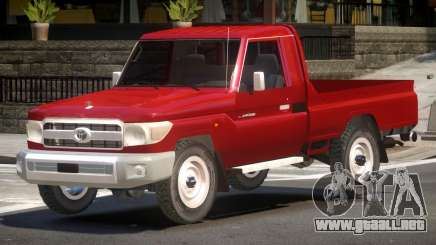 Toyota Land Cruiser PU para GTA 4