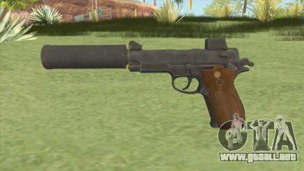 SW 39 Silenced (Born To Kill: Vietnam) para GTA San Andreas