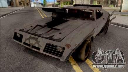 Speed Freak Mad Max para GTA San Andreas