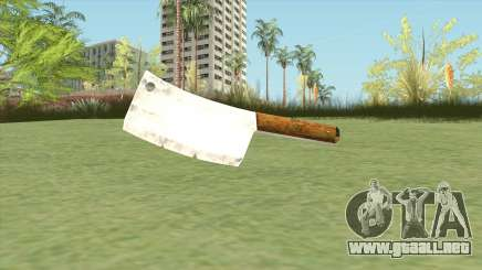 Meat Cleaver V2 (Manhunt) para GTA San Andreas