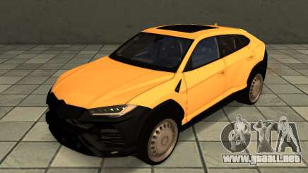 Lamborghini Urus Poor Version para GTA San Andreas
