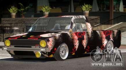 Volkswagen Caddy PJ3 para GTA 4