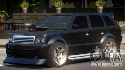 Vapid Huntley Sport Tuning para GTA 4