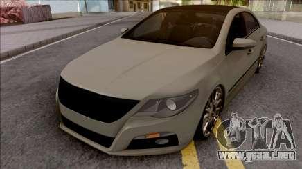 Volkswagen Passat CC v1 para GTA San Andreas