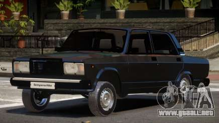 VAZ 2107 V1.3 para GTA 4