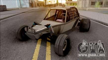 YARE Buggy para GTA San Andreas