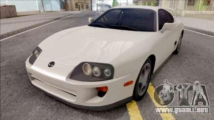 Toyota Supra A80 1998 para GTA San Andreas