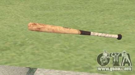 Baseball Bat (The Walking Dead) para GTA San Andreas