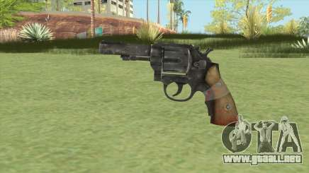 Worn ZM Model 60 (Hitman: Absolution) para GTA San Andreas
