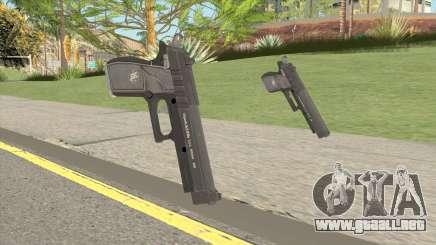 Hawk And Little Pistol GTA V para GTA San Andreas