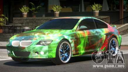 BMW M6 GT PJ3 para GTA 4