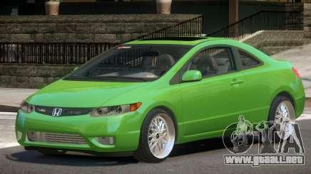 Honda Civic Si RS para GTA 4