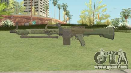 Alda 5.56 Light Machine Gun para GTA San Andreas