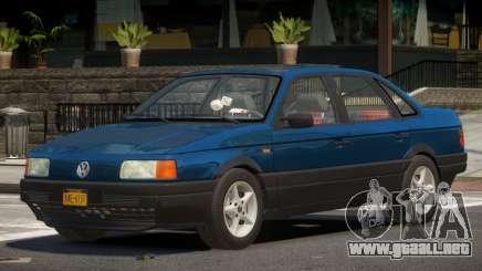 Volkswagen Passat B3 V1.0 para GTA 4