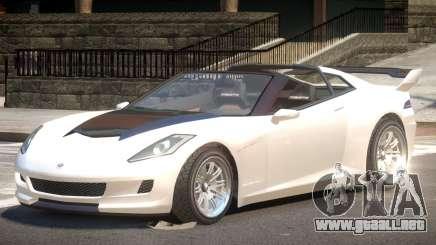 Invetero Coquette V1.2 para GTA 4