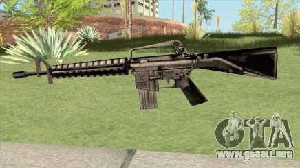 M4 (Manhunt) para GTA San Andreas