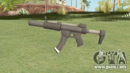 Suppressed SMG (Fortnite) para GTA San Andreas