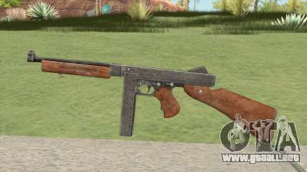 Thompson M1A1 (Hour Of Victory) para GTA San Andreas