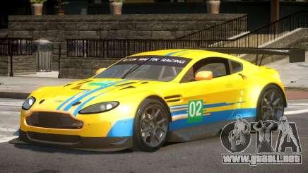 Aston Martin Vantage GT-R PJ5 para GTA 4