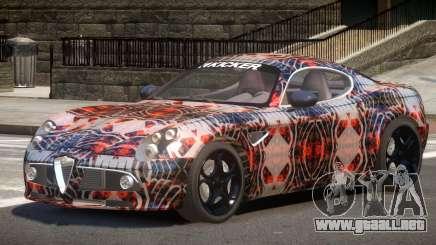 Alfa Romeo 8C V1.0 PJ2 para GTA 4