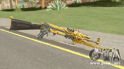 AK-47 Beast (CrossFire) para GTA San Andreas