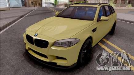 BMW M5 Wagon 2011 para GTA San Andreas