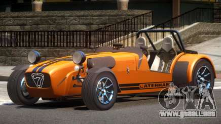 Caterham Superlight GT para GTA 4