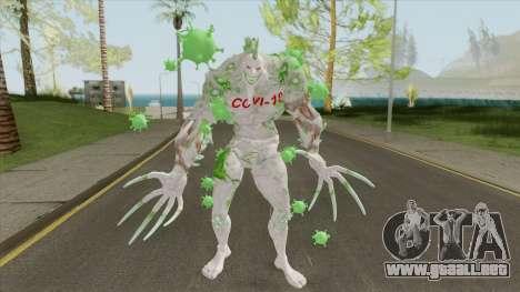 Coronavirus (COVID-19) para GTA San Andreas
