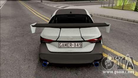 Toyota Avalon Custom para GTA San Andreas
