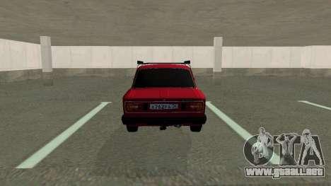 VAZ 2106 Granja para GTA San Andreas