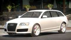 Audi RS6 ST para GTA 4